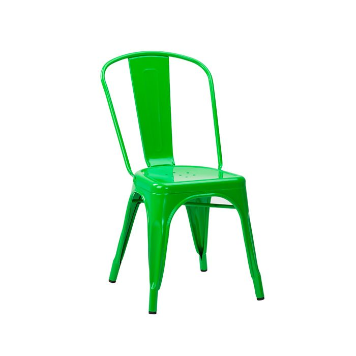 331-442 French Bistro - May Green RAL 6018 Gloss