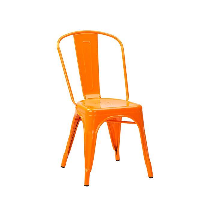 331-443 French Bistro - Bright Orange RAL 2008 Gloss