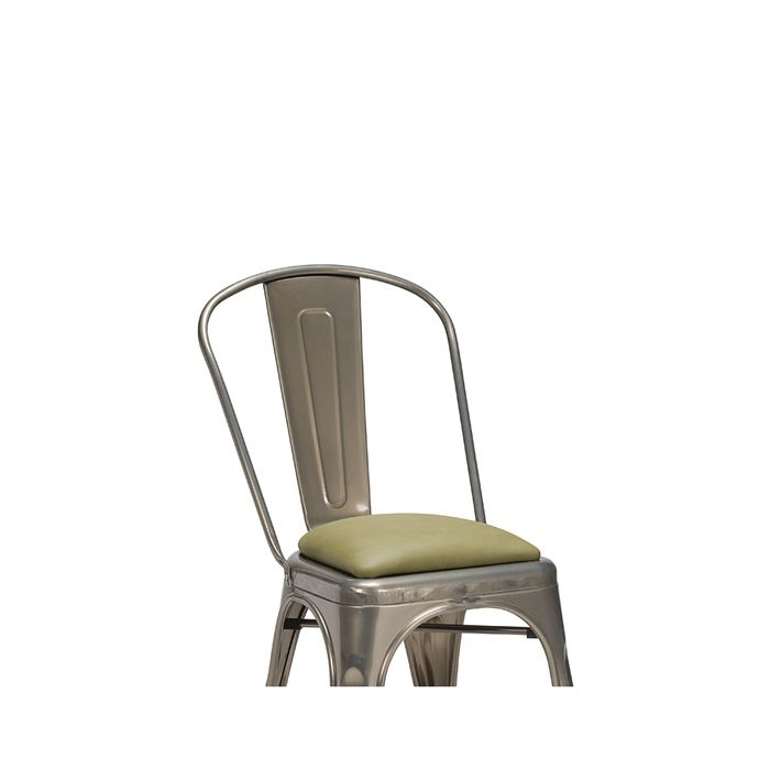331-490-a French Bistro - Wrap Seat Pad