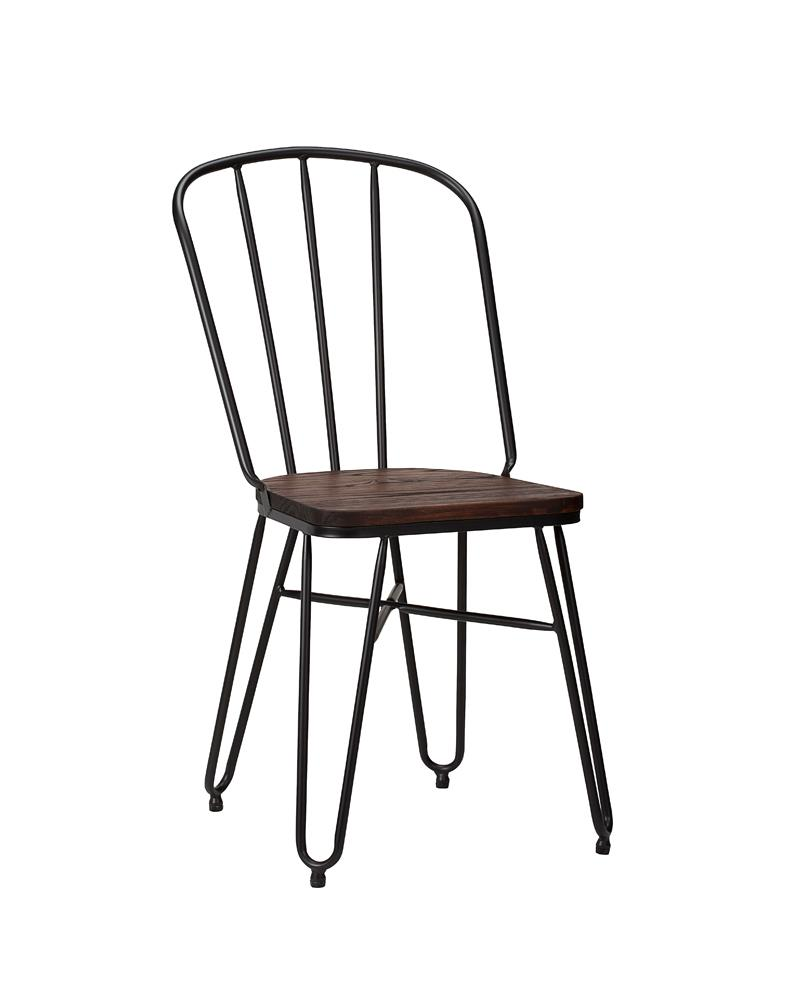331-537 Hairpin Side Chair