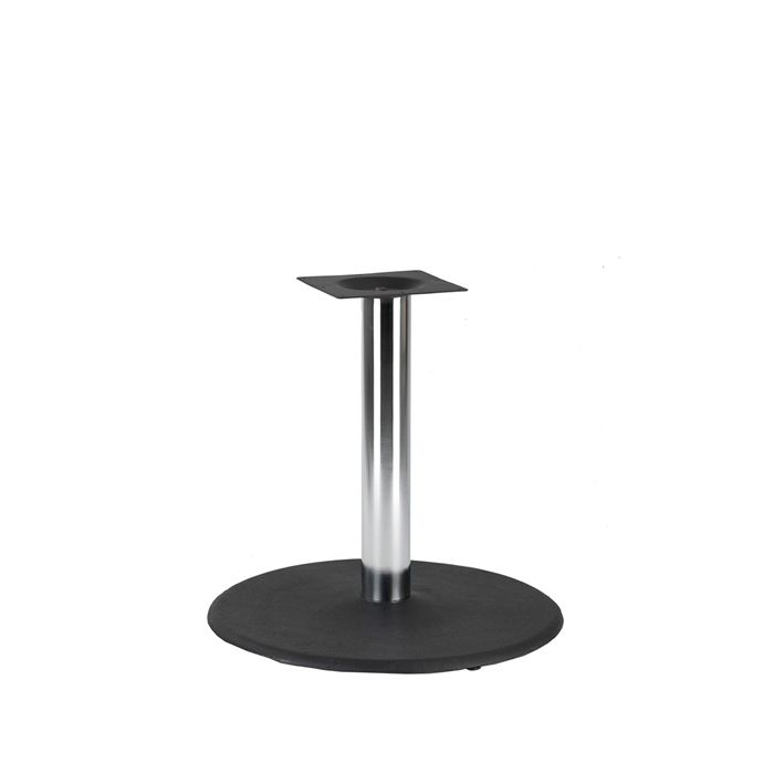 349-036 Orion Large Table Base (DH-Black/Chrome)