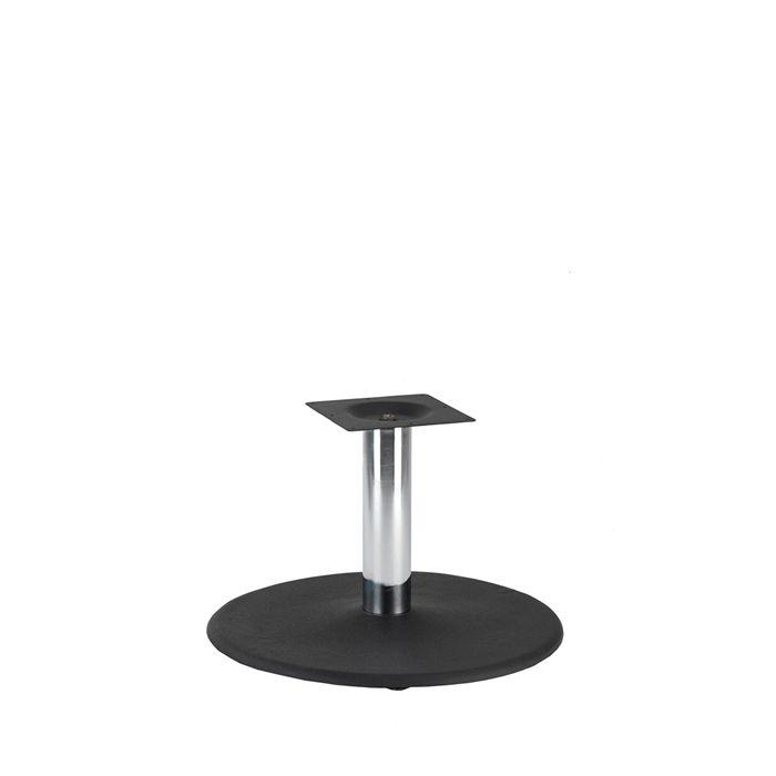 349-038 Orion Large Table Base (CH-Black/Chrome)