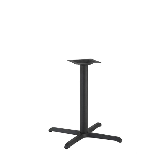 349-060 Atlas Medium Table Base (DH-Black)