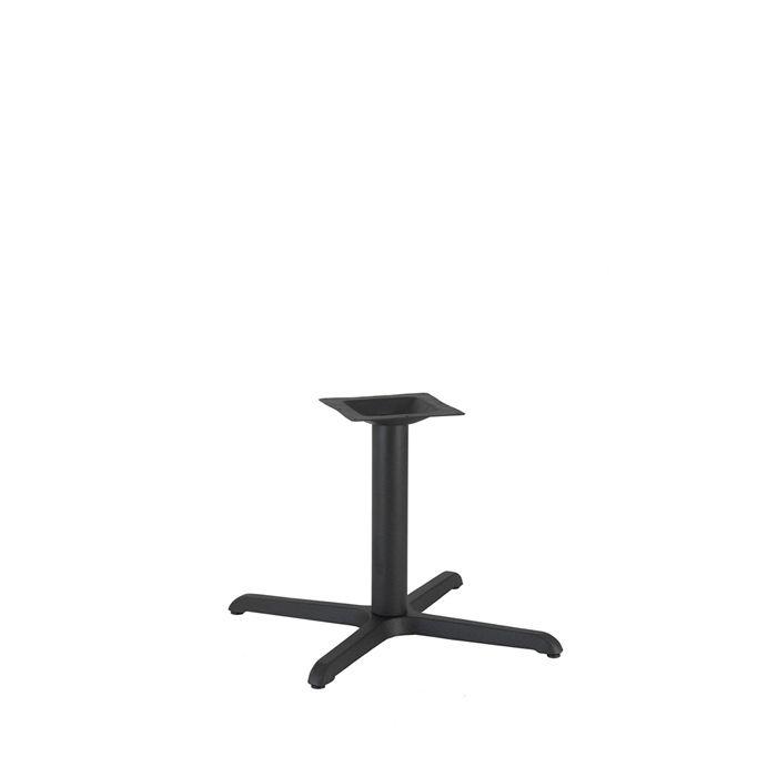 349-062 Atlas Medium Table Base (CH-Black)
