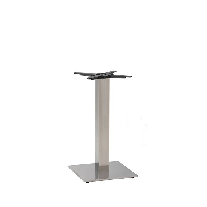 349-097 Apollo Small Square Base (DH-Stainless)