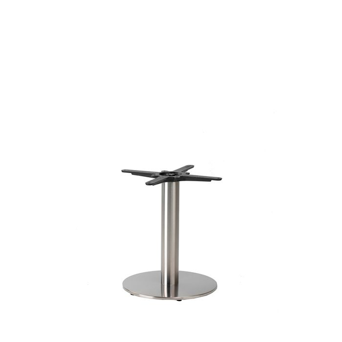 349-105 Apollo Small Round Base (CH-Stainless)