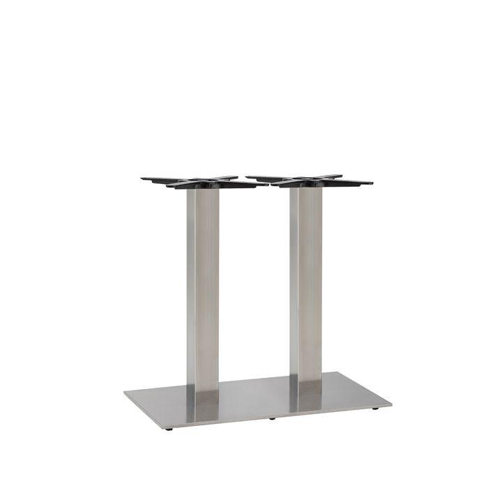 349-130 Apollo Twin Table Rectangular Base (DH)