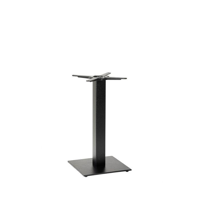 349-254 Titan Square Table Base (DH-Black)