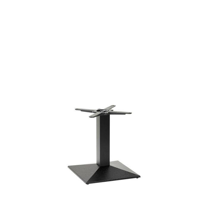349-262 Hudson Square Table Base (CH-Black)