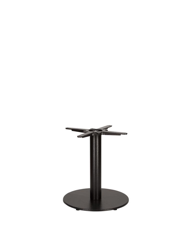 349-311 Titan Small Round Table Base (CH-Black)