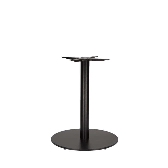349-320 Titan Large Round Table Base (DH-Black)
