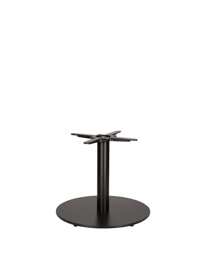 349-321 Titan Large Round Table Base (CH-Black)