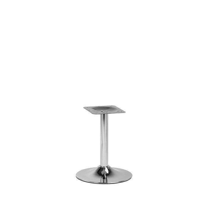 349-407 Cygnus Small Table Base (CH-Chrome)