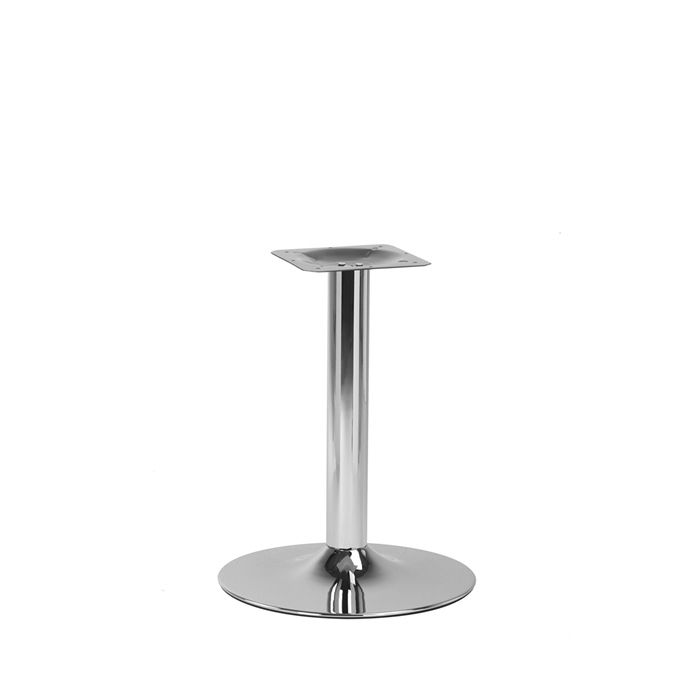349-413 Cygnus Large Table Base (DH-Chrome)