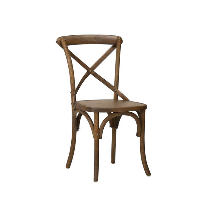 600-492 Gem Side Chair (Oak)